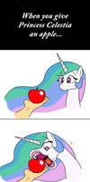 Horsey Celestia