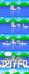 Like a Swan by Banebuster