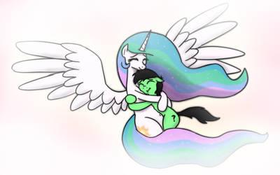 Heavenly Hug by Banebuster