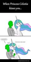 Horsey Celestia Part 2