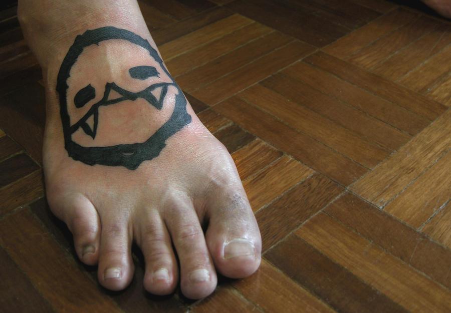 Digital Monster 1997 Symbol Tattoo By Brucelhh On Deviantart
