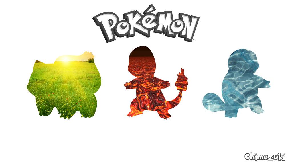 Pokemon Wallpaper Water Starters