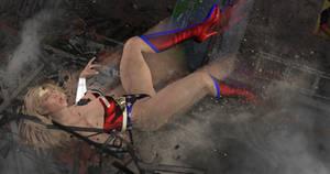 Amazon Arrow's Ultra Woman Encounter   Page 5