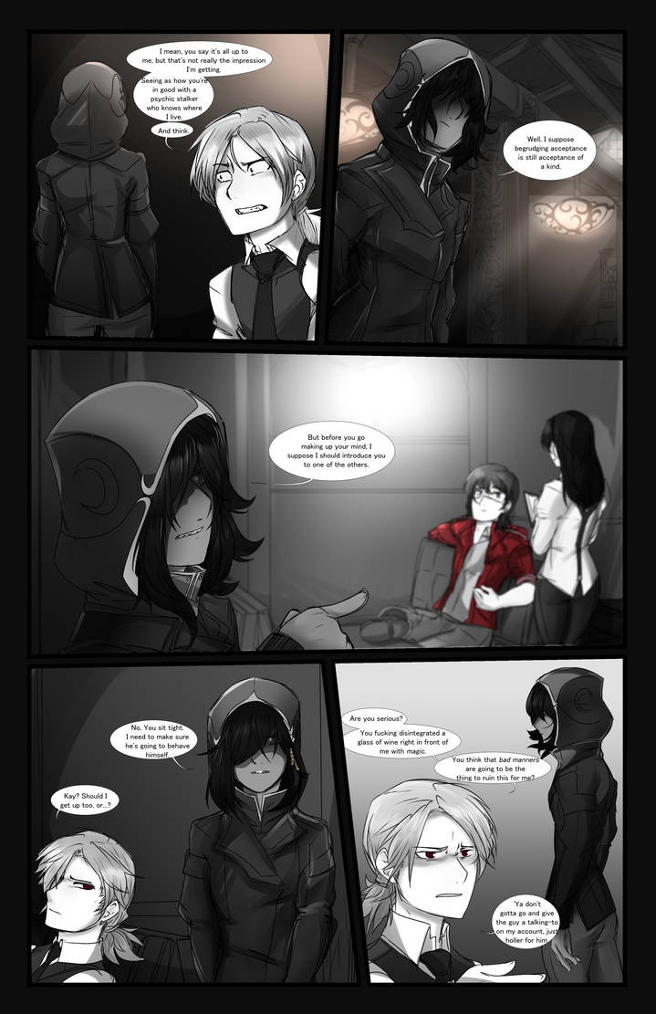 Shade (Chapter 2 Page 112) by EmperorNeuro