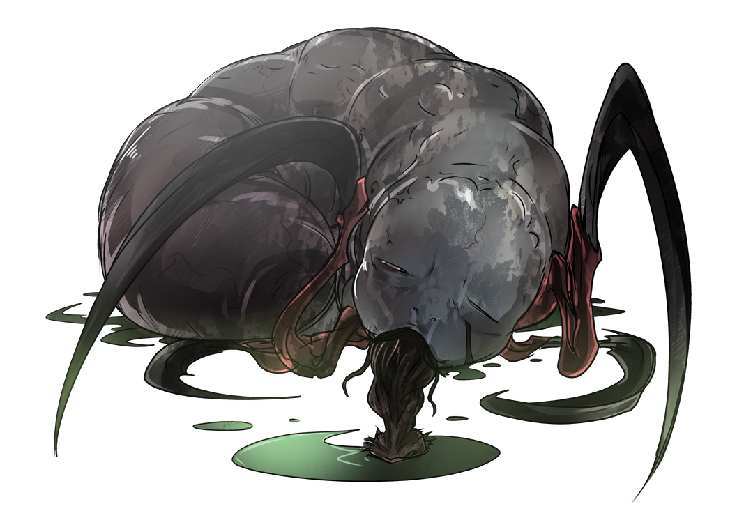 Necrophage Innocent Lamb by EmperorNeuro