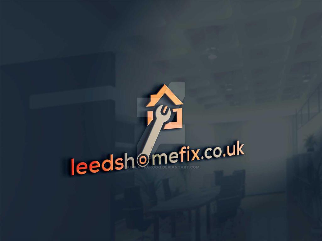 Leedshomefix.com Logo design by arslanfarooq