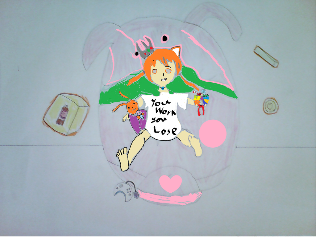 Alice Carrol by Benusamuneth
