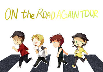 On the road again by shimei17