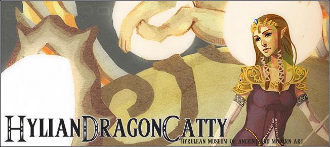 Feature: HylianDragonCatty