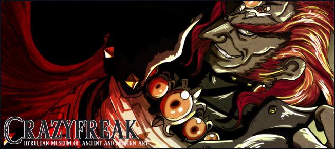 Artist Feature: Crazyfreak by History-of-Hyrule