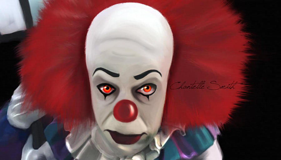 STEPHEN KING COLLECTION - IT by TaintedMisshap