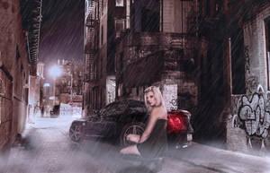 Streets of New York by pixelactivity