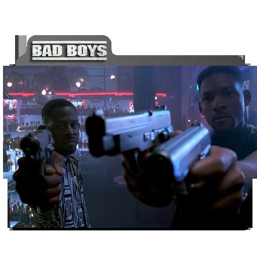 Bad Boys Folder Icon By Biyiqli On DeviantArt