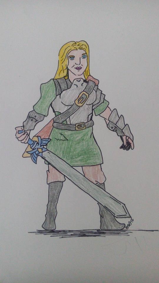 Sword Haus - Elyse Willems by IronAvenger6491