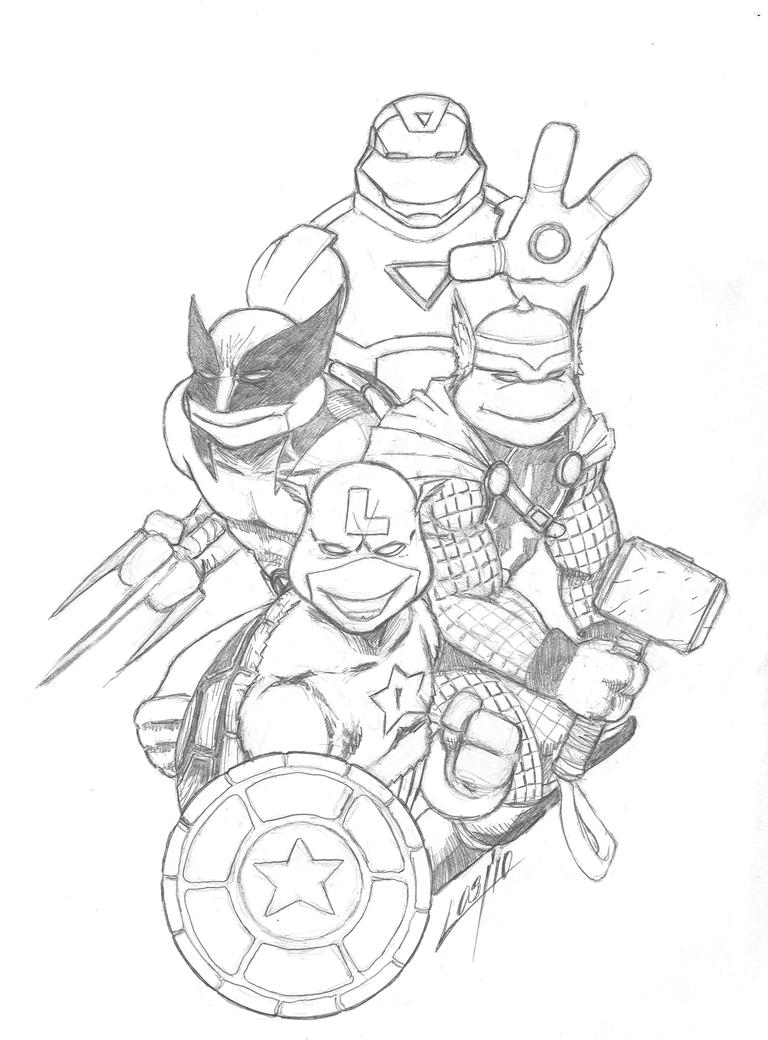 Avengers Assemble Colouring Pages : Avengers Assemble Free Colouring Pages