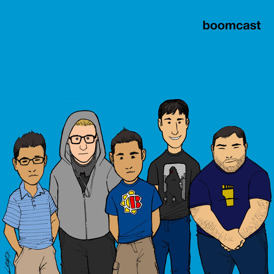 Boomcast Cover by Scott-Lost