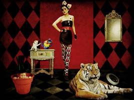 Diamond Room by LittleViolet0611