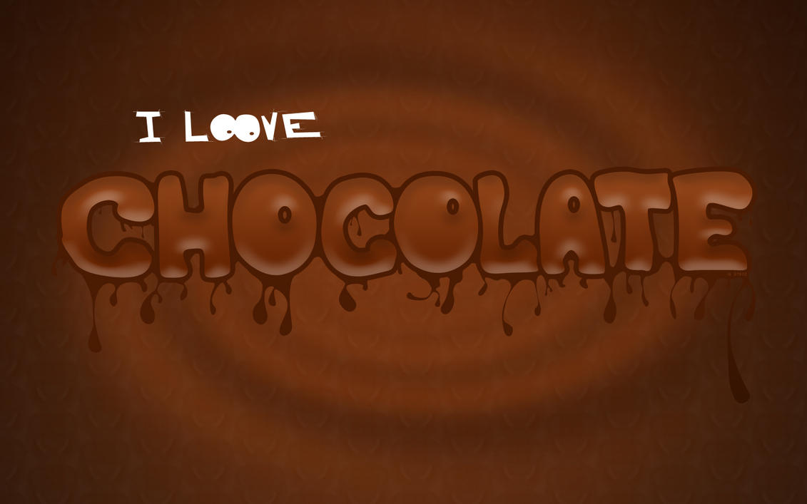 i loove chocolate by dtbsz