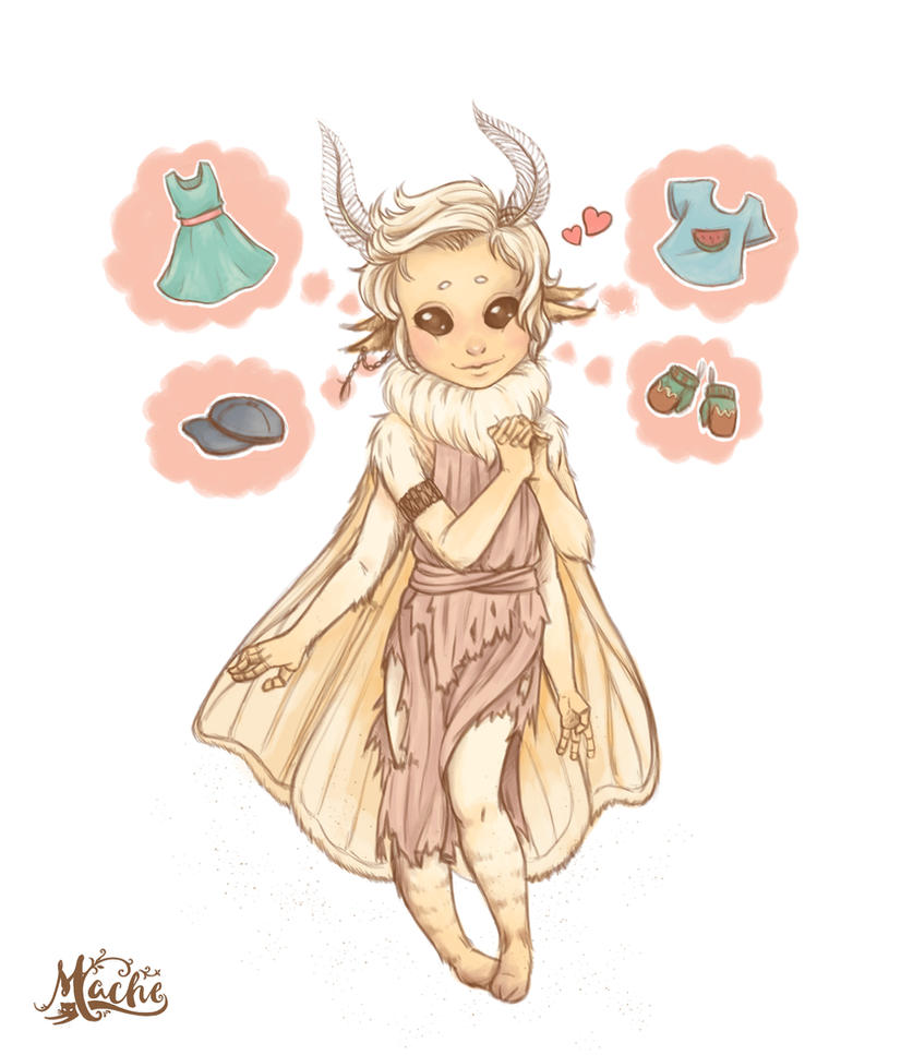 Moth cutie by Winter-moon-laidy