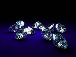 Diamonds by BeBz