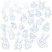 Bunny Ctrl Paint