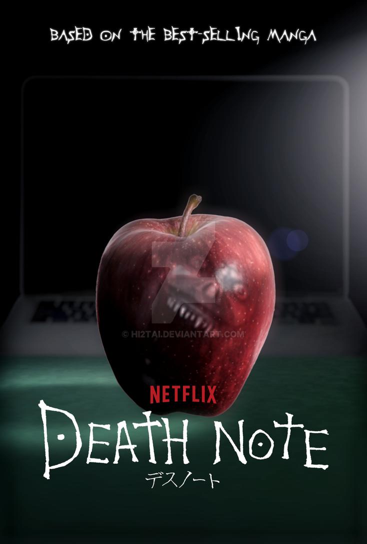 Death Note Serie Netflix