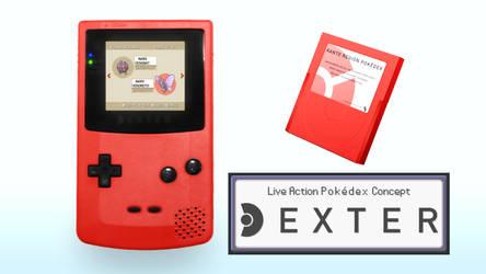 Pokemon Pokedex Live Action Redesign Concept