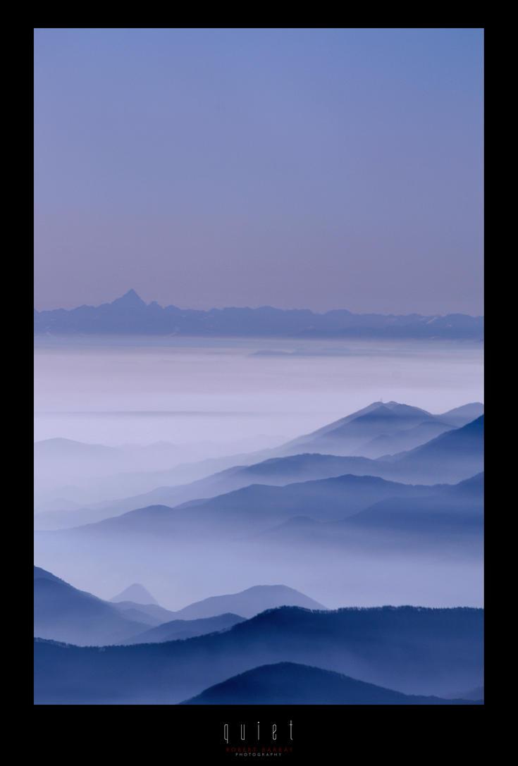 quiet in the sky by Robert75
