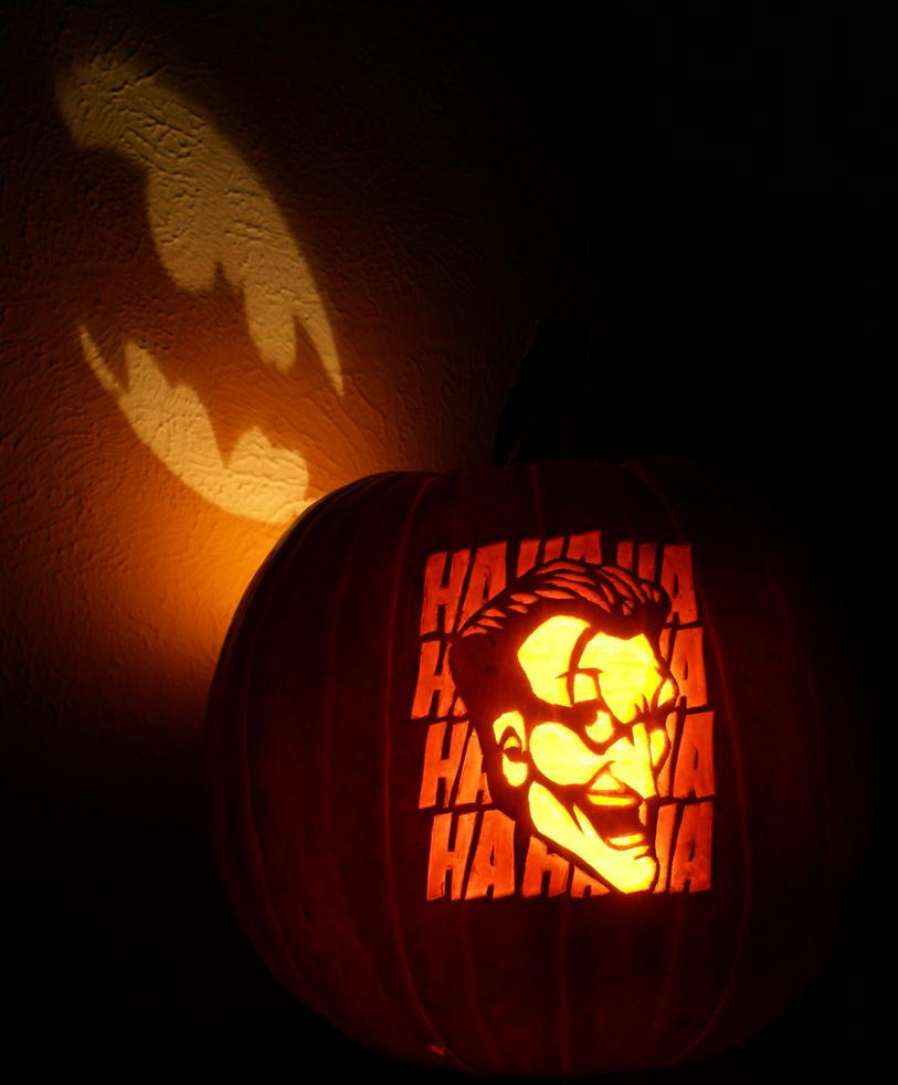 Joker-Lantern by jevanlee