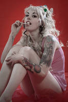 PIN-UP_Fancy That by TheOuroboros