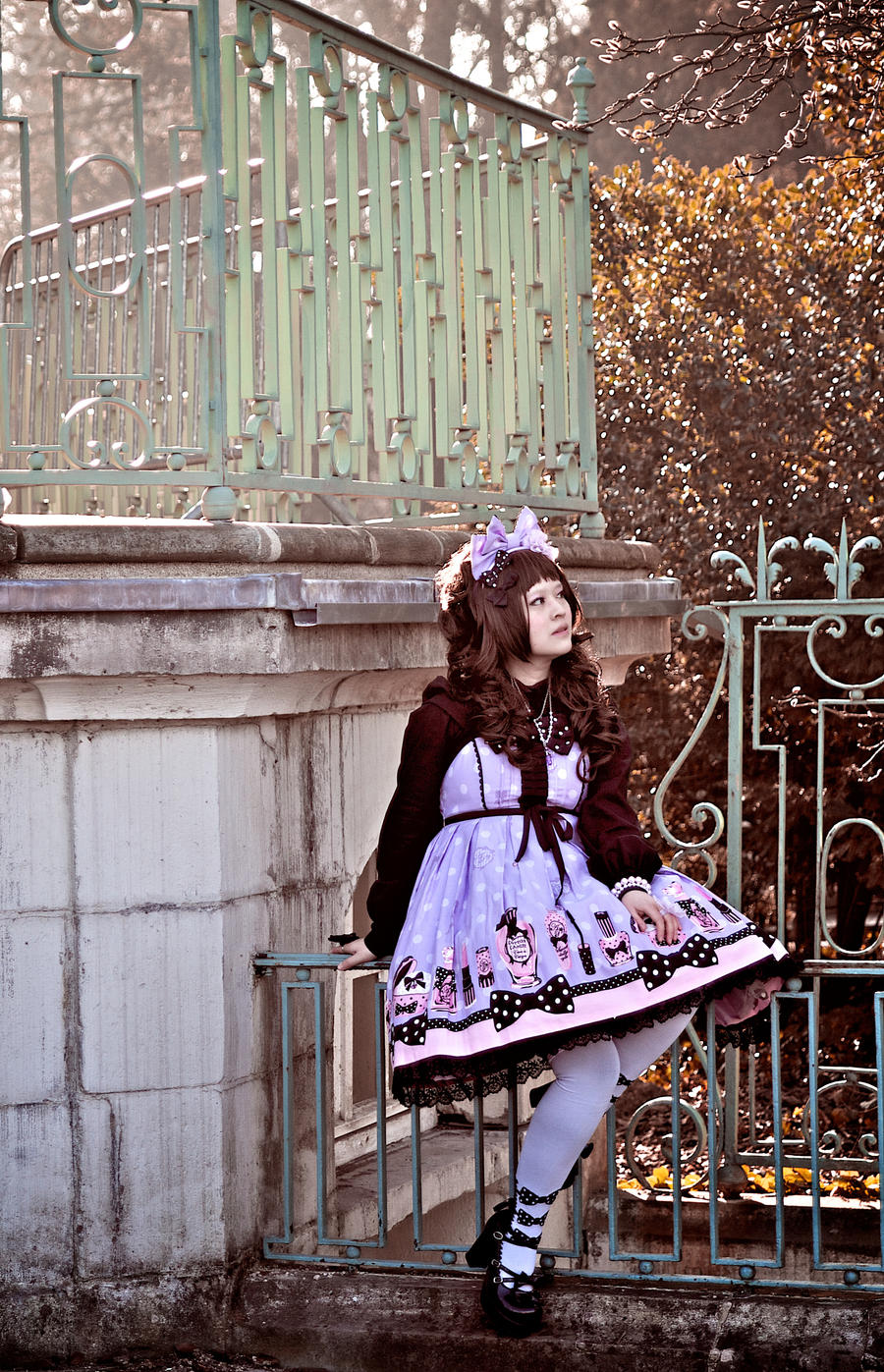 Spring perfume by Revelio