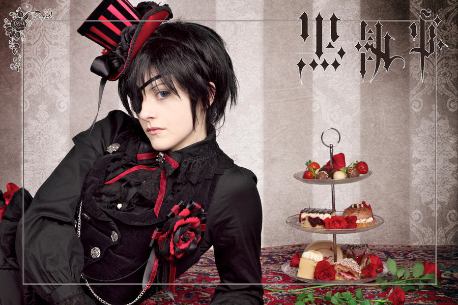 Ciel Phantomhive: Sweet Things by Revelio