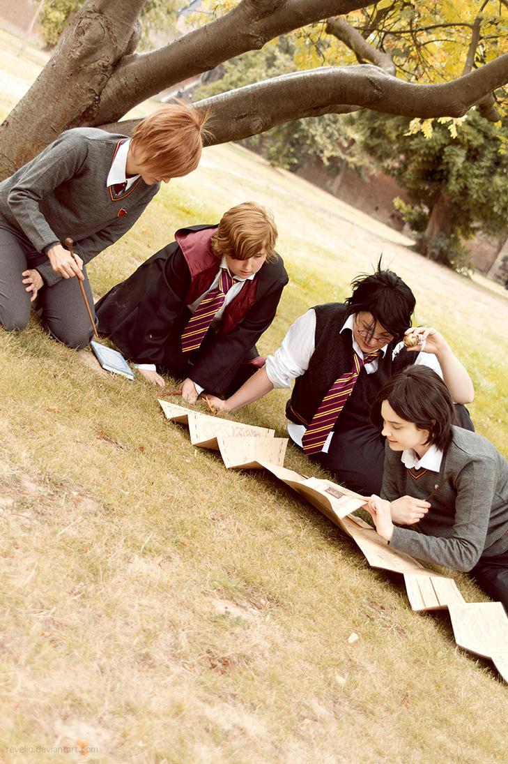 Harry Potter: Marauders by Revelio
