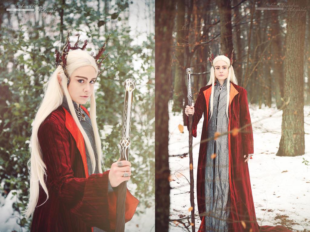 The Hobbit: Winter in Mirkwood by Revelio