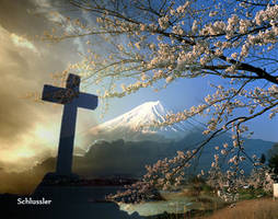 Pray For Japan by schsomething