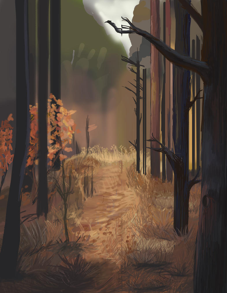Fall WIP 2014 by schsomething