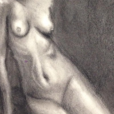 Female Figure study by schsomething
