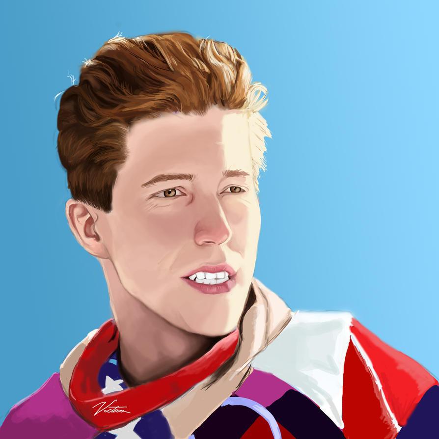 Shaun White Winter Olympics 2014 by schsomething