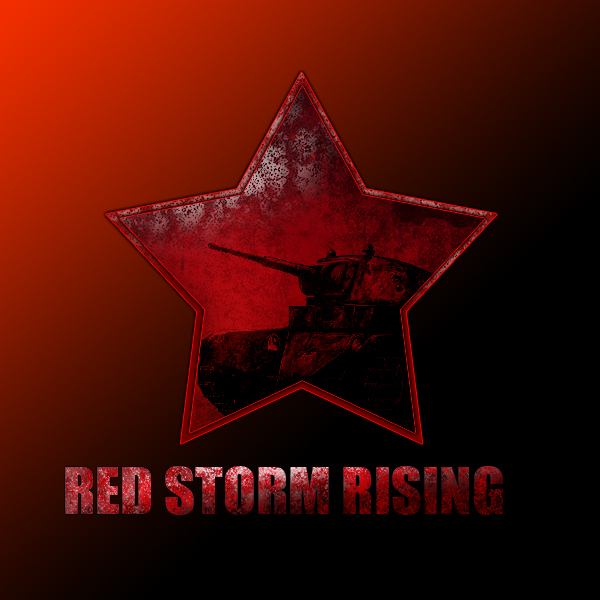 Red Storm Logos Red Storm Rising by Vincedn