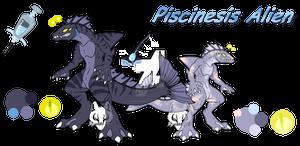 [COM] Piscinesis Alien Species Ref
