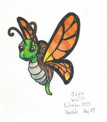 Turtlefly by diphycue