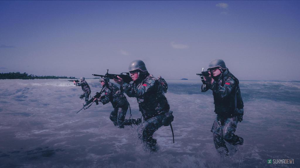 Hd Army Indonesia Wallpaper Marinir By Sukmadewi On Deviantart