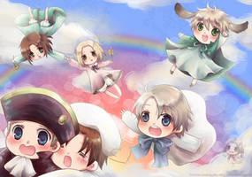 APH - Over the rainbow by neiyukina