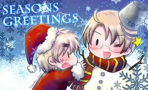 APH-Seasons Greetings by neiyukina