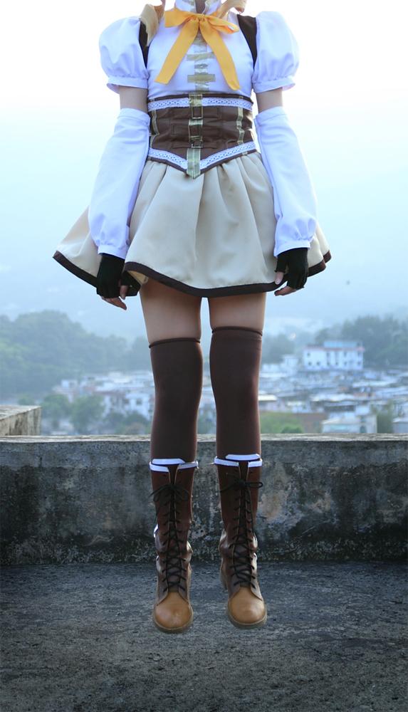 Cosplay-Tomoe Mami by neiyukina