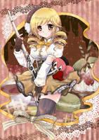 Sweet as Mami by neiyukina