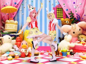 Vocaloid PONPONPON1 by neiyukina