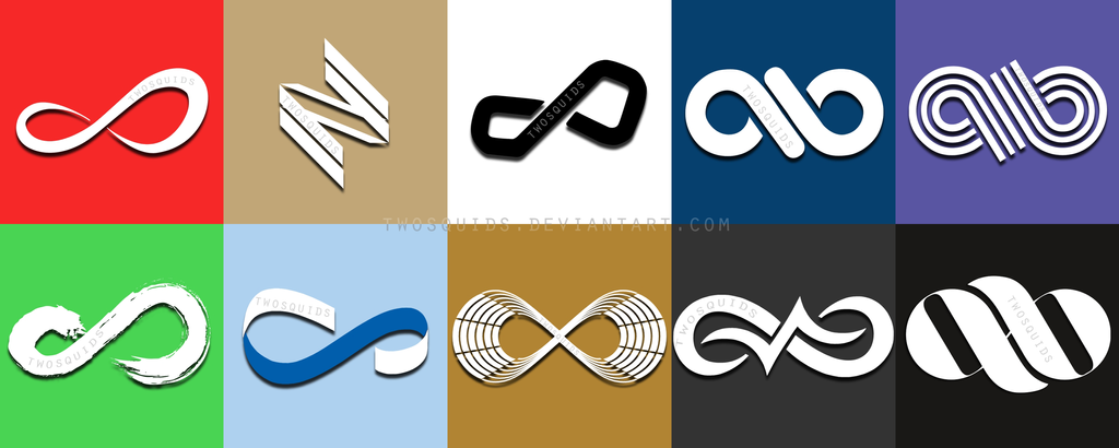 Infinite Logo Wallpaper Infinite Vector Logo Wallpaper