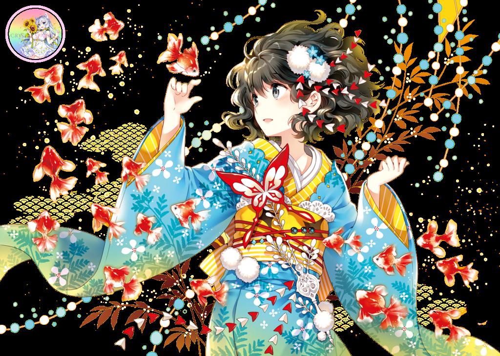 Types of Kimonos👘 | Anime Amino |Traditional Kimono Anime