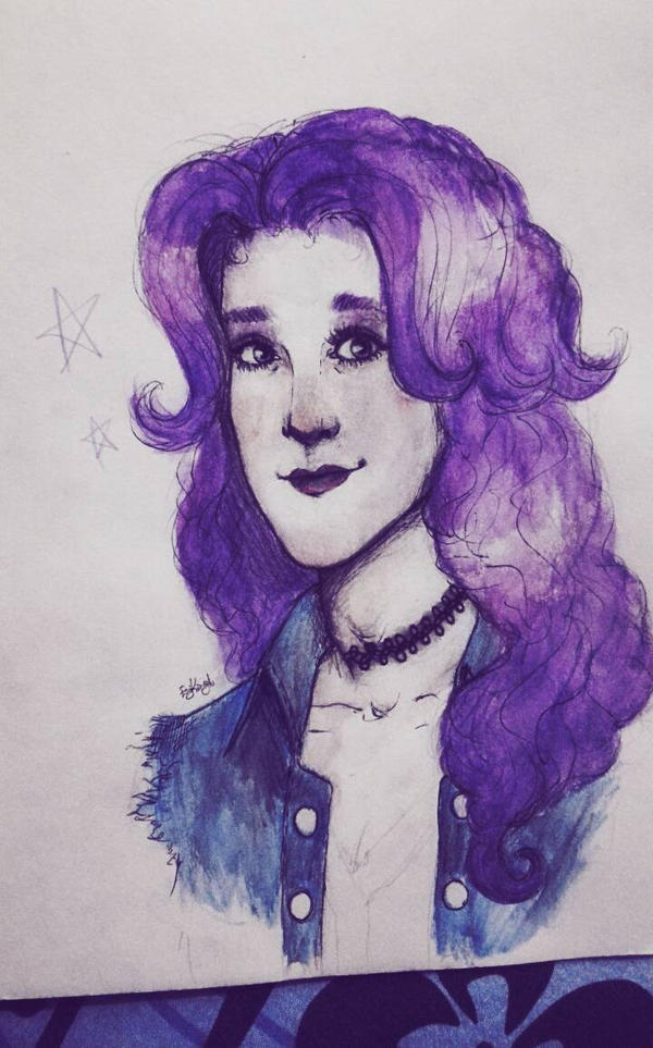 Stardew Valley - Abigail by femteetan on DeviantArt
